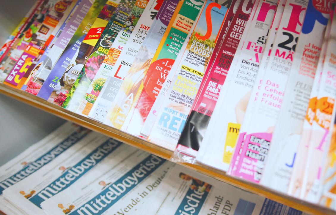 Zeitungen Regensburg